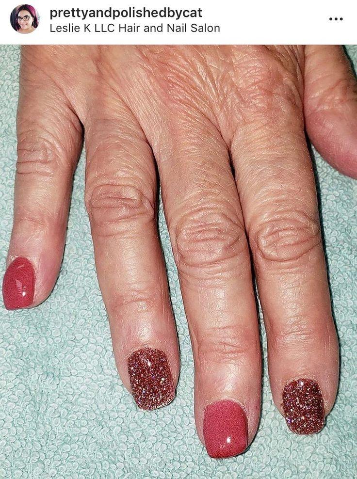 Brustkrebsnägel, Oktobernägel   – Nails by Caterina