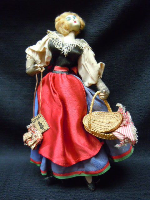 1930's LAYNA Doll Made In Spain- Klumpe Type