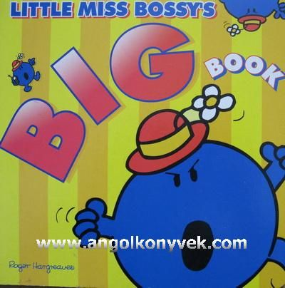 Little miss bossy s big book character books pinterest