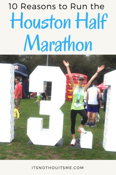 Why Run The Houston Half Marathon