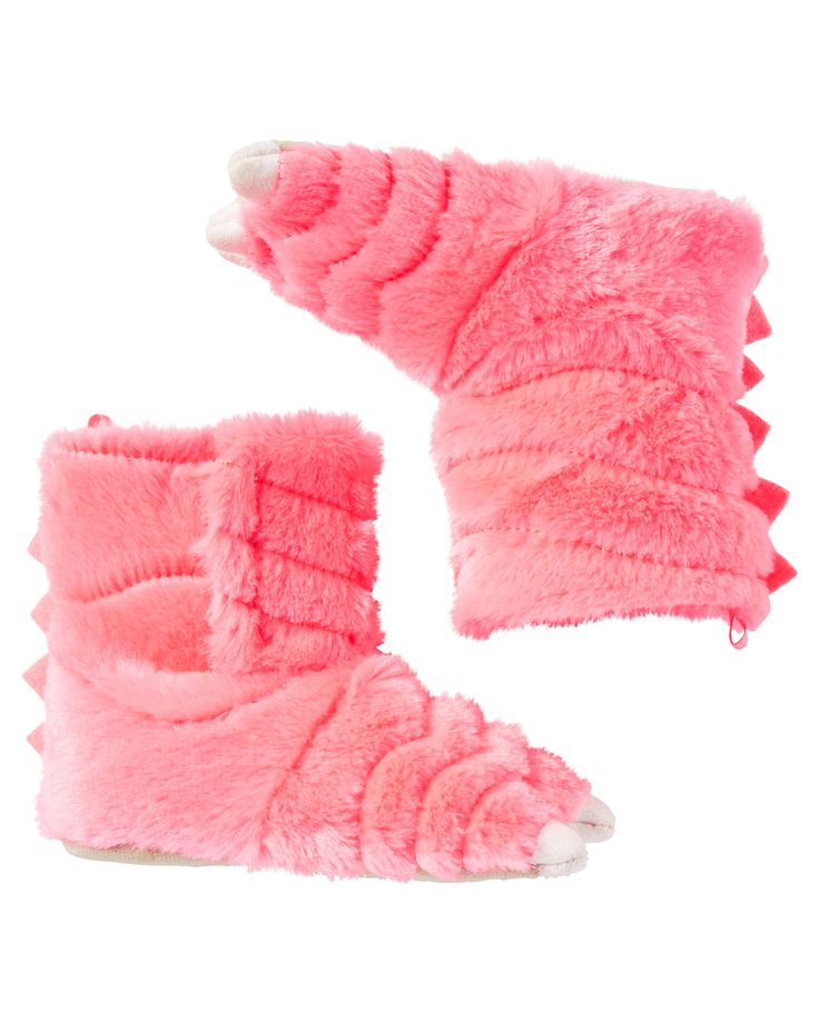 Carter's Monster Claw Slippers | Carters.com