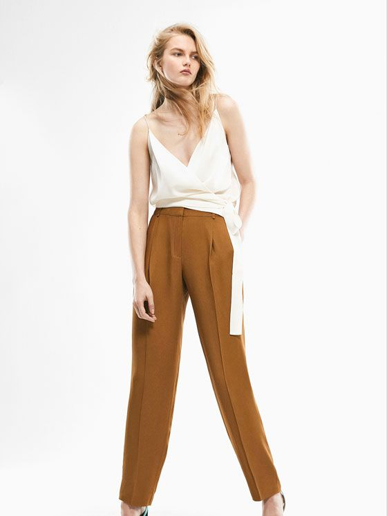 66 best images about Outfits I love on Pinterest | Trousers, Zara ...