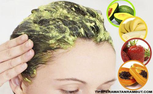 Tips Perawatan Rambut: Cara Membuat Masker Rambut Alami di Rumah Gampang ...