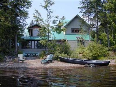 L'Éco Chalet du Camp Comfort - une oasis au bord du lac