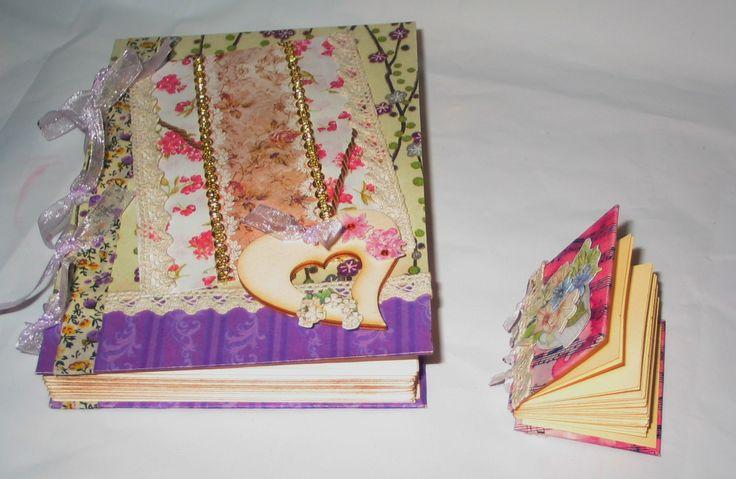 coptic binding,  napló