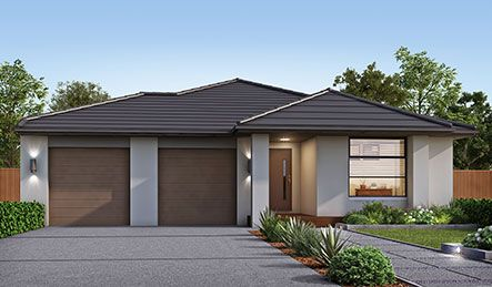 Our Sienna Facade. Visit our website for more information on our range of options for your new home.