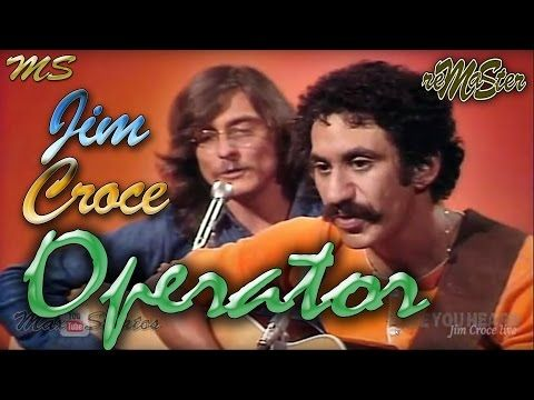 "Jim Croce Performs ""Operator"" In Last Known Live Footage Filmed Before His Death 