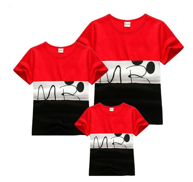 Molto Oltre 25 fantastiche idee su Magliette per famiglia su Pinterest  ST71