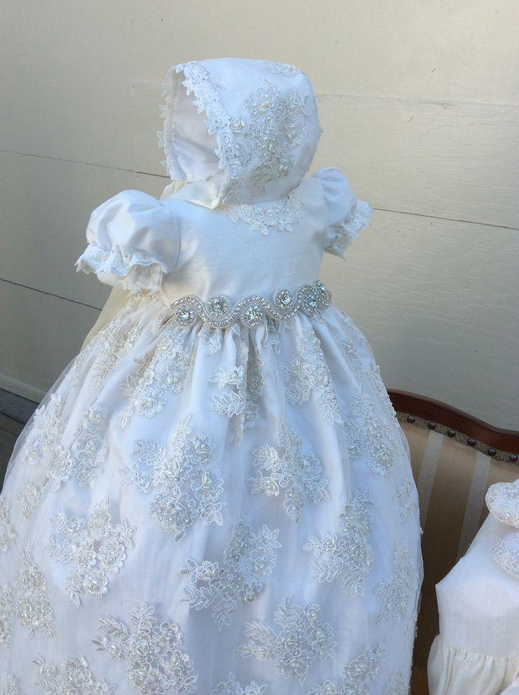 Claudette Christening Gown-Baptism
