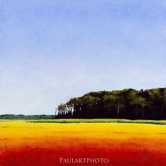 Cape May Sunrise Landscape Fine Art Inkjet by PRPhotographyAndArt, $19.00