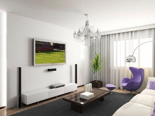 Het enthousiasme over een fraaie, als een schilderij aan de muur gemonteerde, TV wordt vaak een stuk minder als blijkt dat de bekabeling zich lastig laat wegwerken.