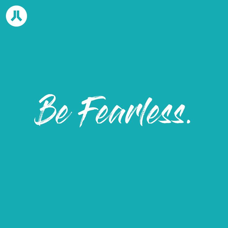 Be Fearless || Pray For Yoga