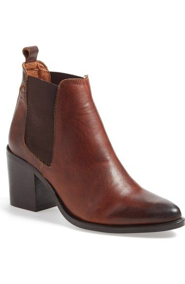 Steve Madden 'Pistol' Bootie (Women) available at #Nordstrom $86.90