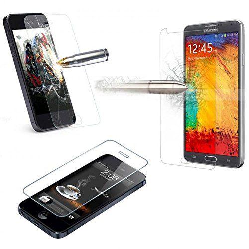 TBOC® Protecteur d'écran pour Alcatel One Touch Pop Up en Verre Trempé, de Dureté 9H, Haute Transparence Vitre, Anti-rayures,…