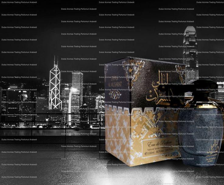 Layali al Musarat, un parfum care dezvaluie in nota de baza aromele orientale de ambra, vanilie, orhidee si trandafir. Dubai Aromas Trading (f)@dubaiaromastrading (i) @parfumuri.arabesti @dubaiaromas #parfumuriarabesti  #arabicperfumes #bucuresti