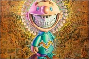Ron English - Mandala Grin