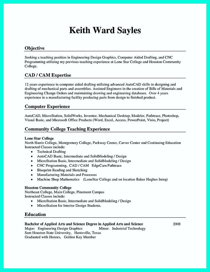awesome Computer Programmer Resume Examples to Impress Employers,