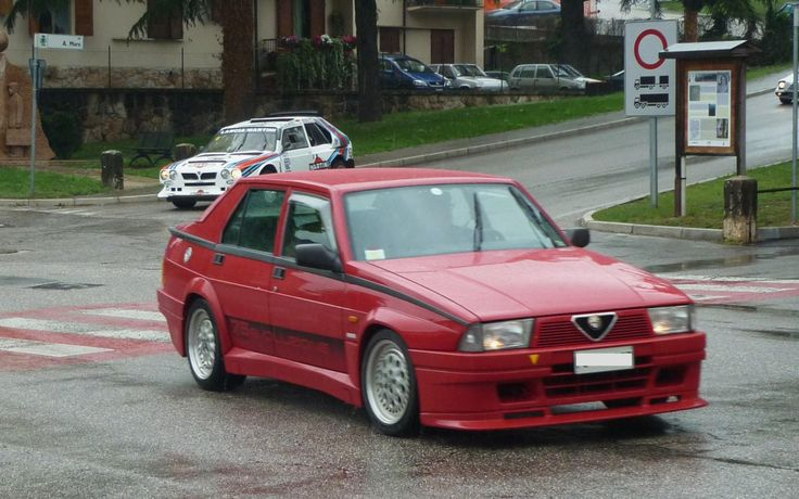Alfa 75 Evo