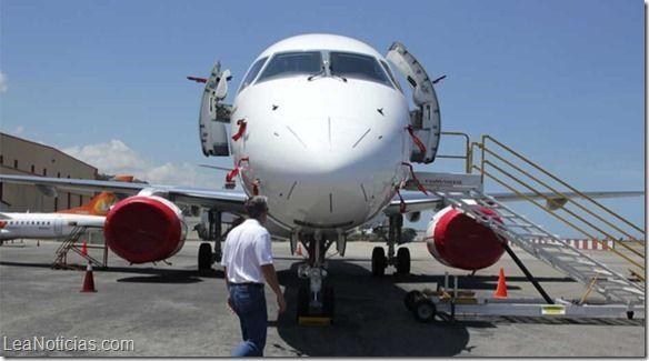 Venta de boletos aéreos internacionales en Venezuela cae 77% en enero - http://www.leanoticias.com/2015/03/04/venta-de-boletos-aereos-internacionales-en-venezuela-cae-77-en-enero/