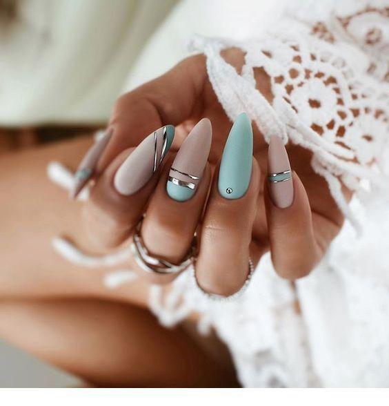 Wunderschöne Hochzeitsnägel – Makeup