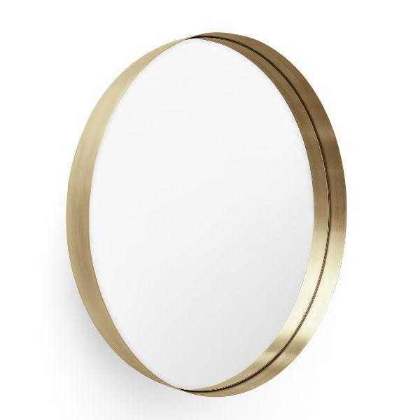 Buy Menu Darkly Mirror Brass at QuestoDesign.com
