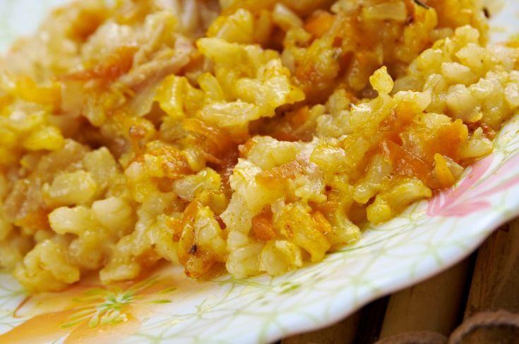 Karí ryža