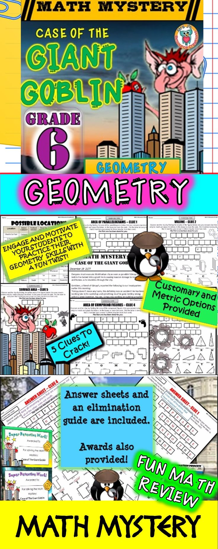 24125 best Math for Sixth Grade images on Pinterest | Teaching math ...