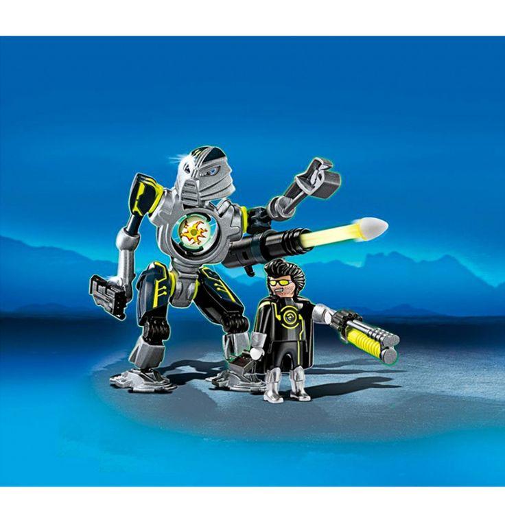 Playmobil Секретный агент Playmobil (Плеймобил)