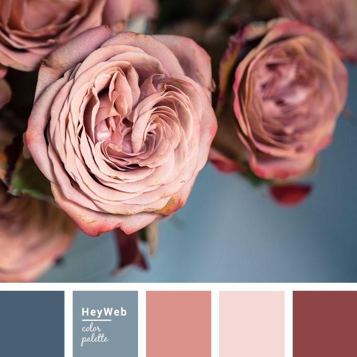 Готовая цветовая палитра которая поможет Вам выбрать цвет для дизайна сайта или вдохновит людей творческих профессий на новые идеи. #color #colorpalette #colorinspiration #colorswatches