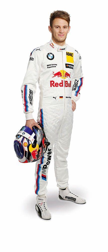 Marco Wittmann fährt 2016 für das BMW Team RMG in der DTM