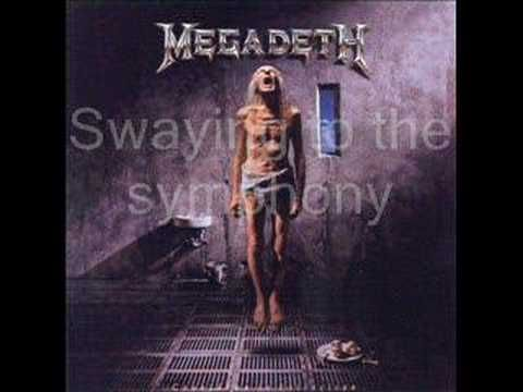 Megadeth - Symphony of Destruction.  Ahhh... Yes ;). Perfect way to usher in the weekend on a sunny commute home.