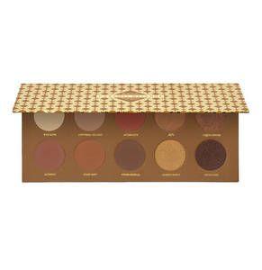 Caramel Melange Eyeshadow Palette - Palette de Fards à Paupières de ZOEVA sur Sephora.fr
