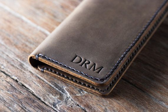 iPhone 6 Wallet Case|Wallet|Leather Wallet|Leather Case|Phone Wallet|iPhone 6s|iPhone 6PLUS|iPhone 6sPLUS - Personalized - Custom Engraved