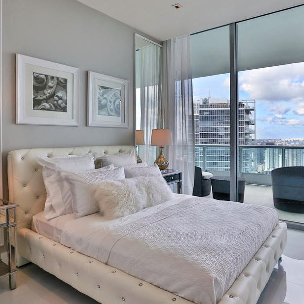 One Of Several Bedrooms In Kevin Durants Miami Condo Credit Ben Moss ONE