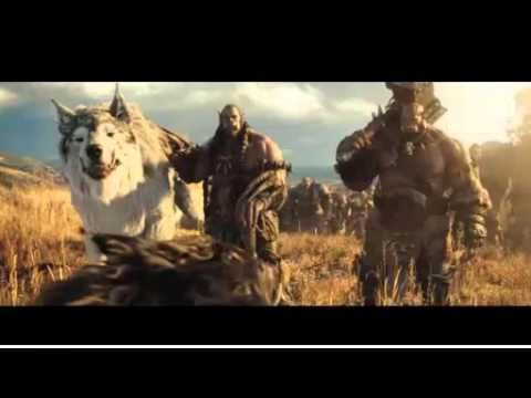 Warcraft Movie Official Trailer 2016