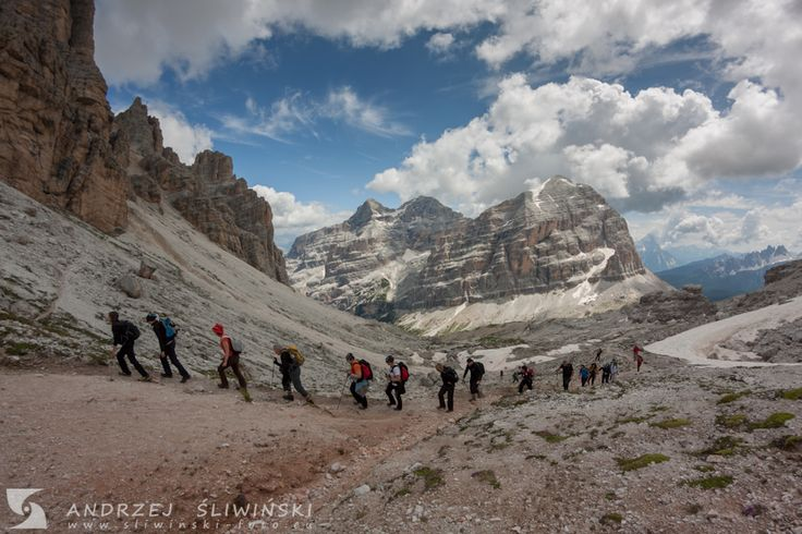 Trekking in the Alpes, France.  #mountainphotography