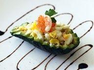 Салат из авокадо с креветками - рецепт кулинарного портала Oede.by