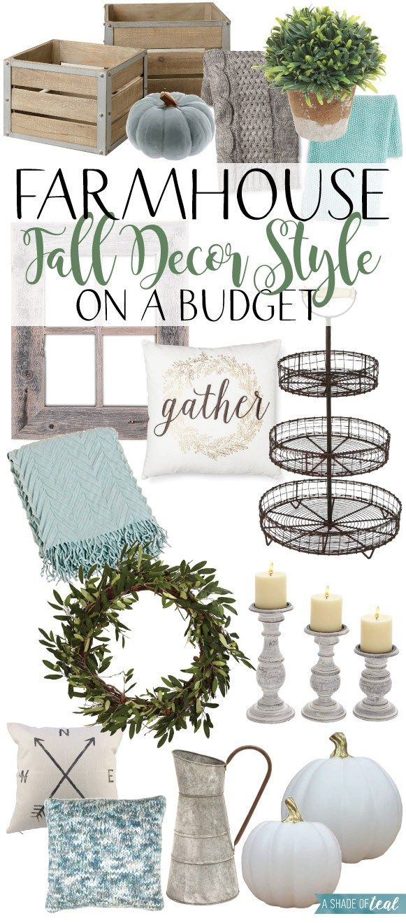 """Last week I shared with you my new Rustic Fall Signs. Today I'll share how to make the Simple Rustic Wood Frames! As I mentioned before, I'm loving the phrase """"Hello Fall"""" a…"""