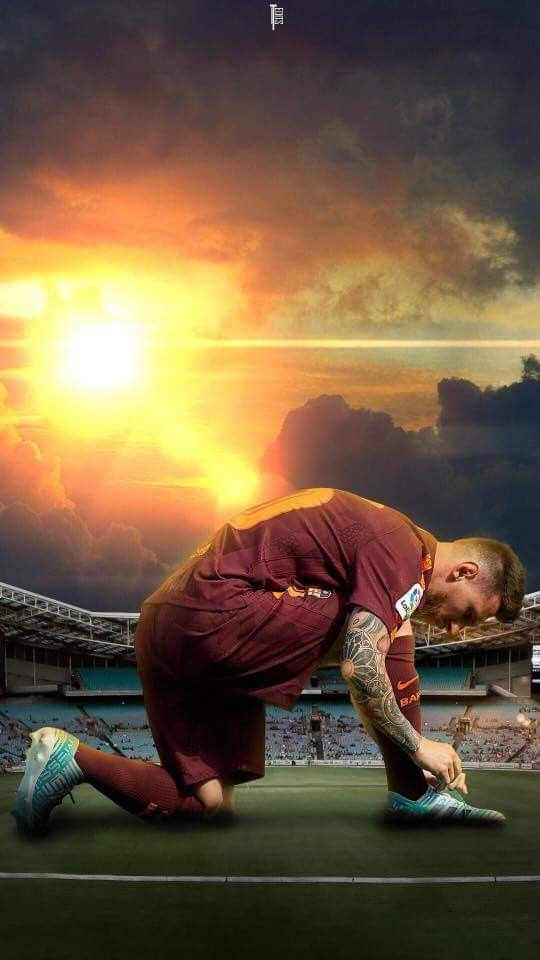 Lionel Messi #10 Leo Messi FCB Barça FC Barcelona Messi wallpaper 2017