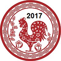 2017  Chinese Zodiac Chicken Year Predictions for 12 animal signs. http://www.chinesefortunecalendar.com/2017/default.htm