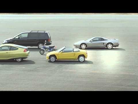 Honda CM「負けるもんか(プロダクト)篇」 - YouTube