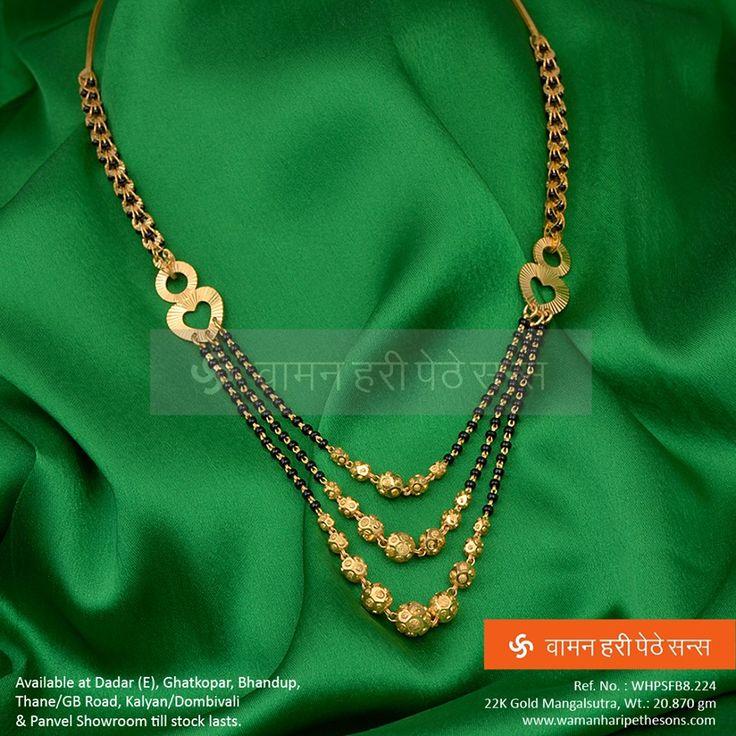 136 best Exclusive Mangalsutras!!! images on Pinterest   Diamond ...