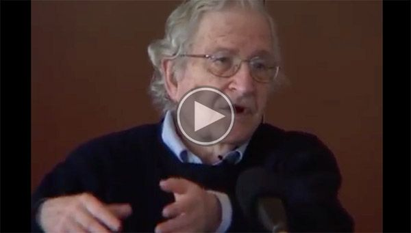 Professor Noam Chomsky Explains Why Martin Luther King Jr. Was Assassinated - Atlanta Blackstar