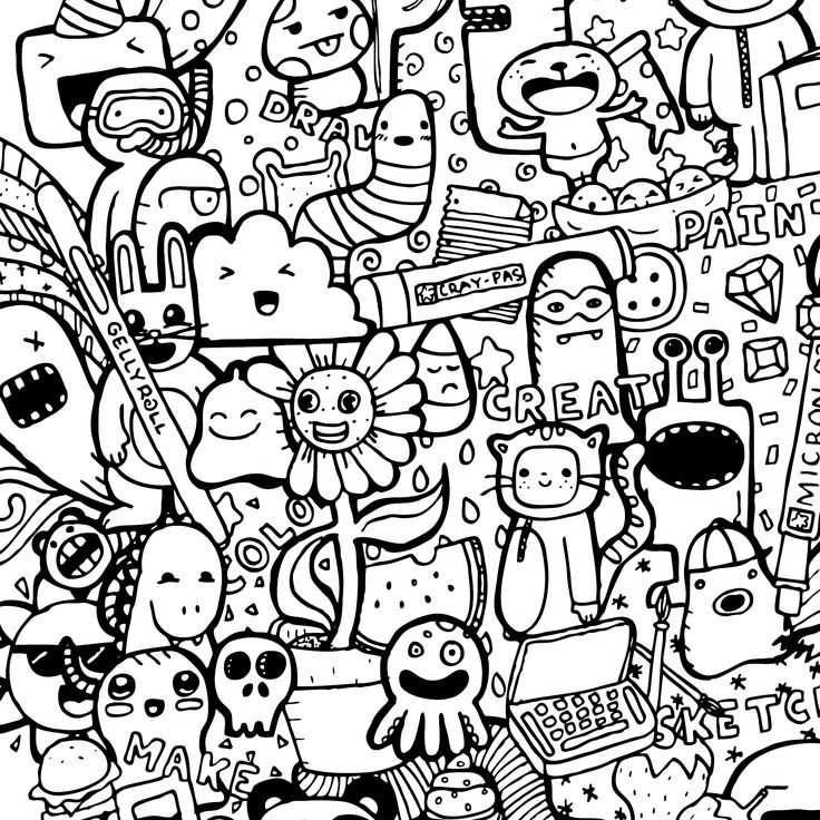 47 best tokidoki images on Pinterest | Coloring books, Coloring ...