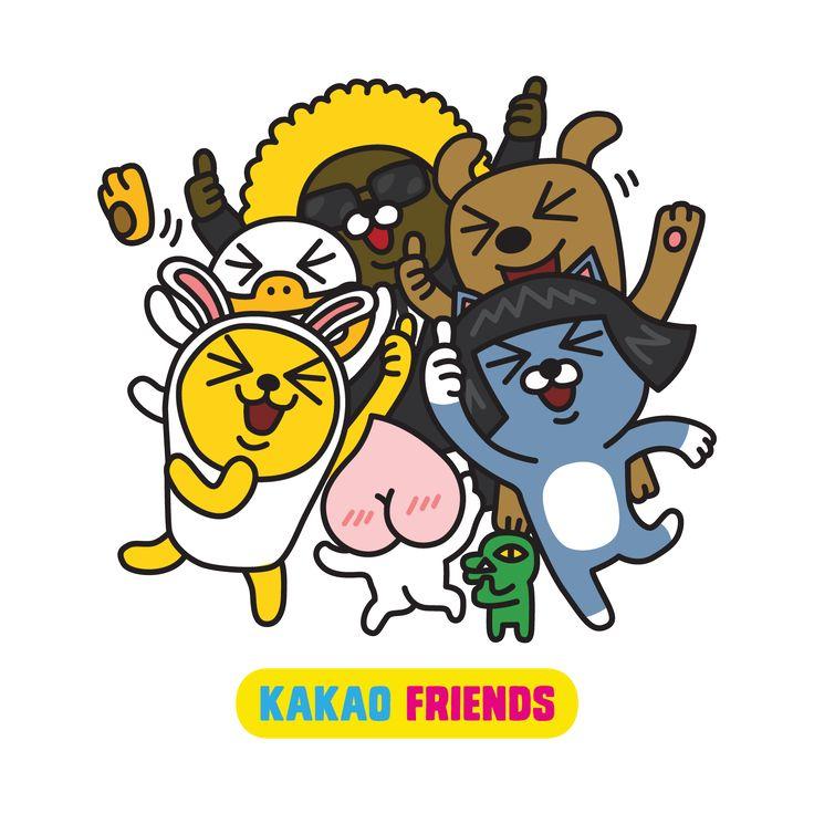 The 24-Hour Mommy: Meet Kakao Friends on KakaoTalk!