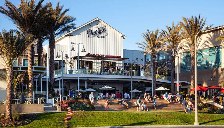 Pacific City in Huntington Beach, Calif.