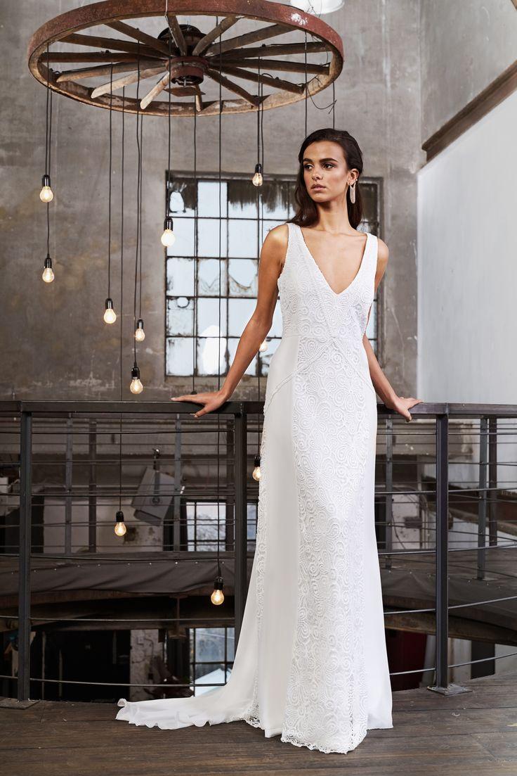 20 besten Brautkleider voller Leichtigkeit im Boho Style ...