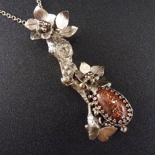 Větvička mandragory..amulet