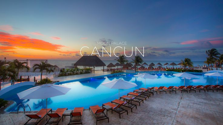 Moon Palace Cancun, A place me and my LOVE will take