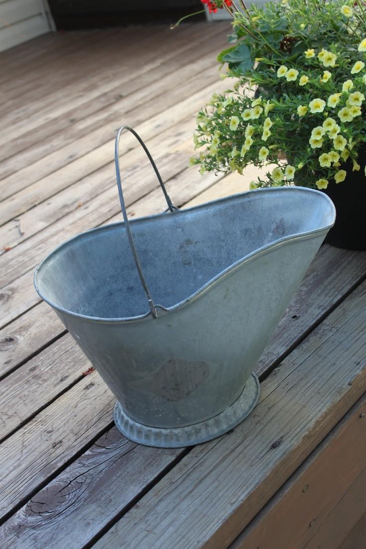 218 best Bucket List images on Pinterest | Galvanized buckets ...